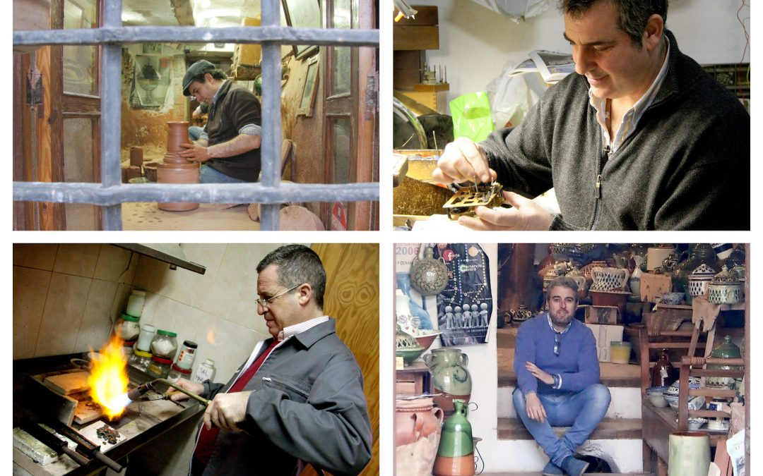 Nuestra Asociación cuenta con cuatro nuevos Maestros Artesanos.