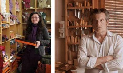 Dos artesanos de nuestra Asociación finalistas de los Premios Nacionales de Artesanía